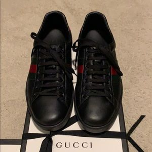 Gucci New Ace Clean Sneakers